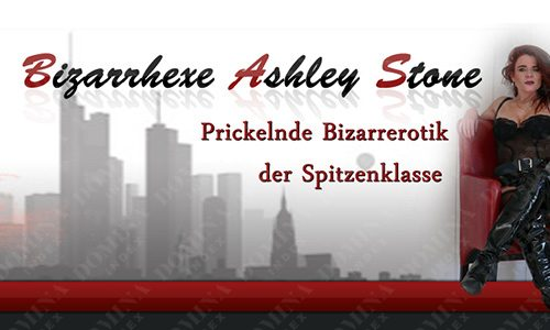 Bizarrhexe Ashley Stone